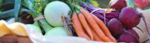 Lokale grøntsager i høj kvalitet